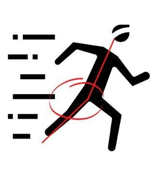 Stretching per la corsa: un'articolazione importante è l'anca